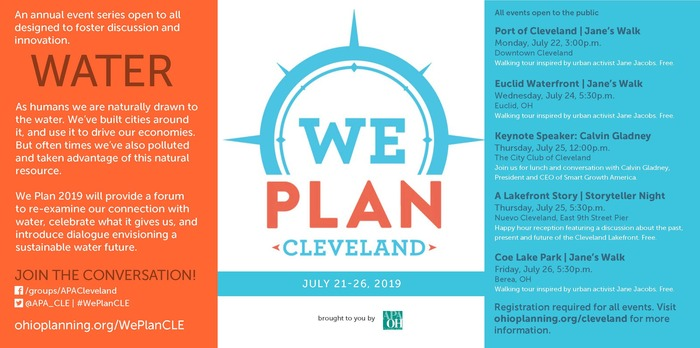 We Plan Cle 2019 Water Postcard